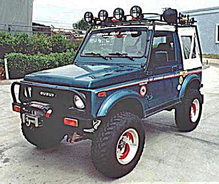Suzuki Samurai Accessories by Best Suzuki Samurai Accessories Photos 2017 Blue Maize