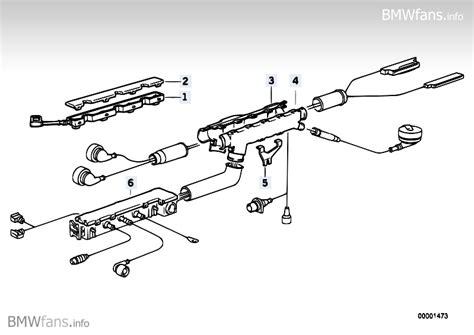 engine wiring harness bmw 3 e36 318i m43 bmw parts catalog