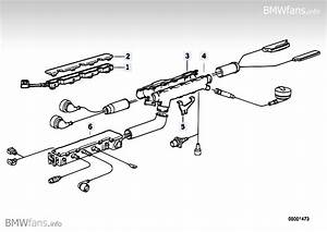 Engine Wiring Harness Bmw 3 U0026 39  E36  318i  M43   U2014 Bmw Parts Catalog
