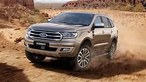 News - 2019 Ford Everest Also Gets Raptor's Bi-Turbo Diesel