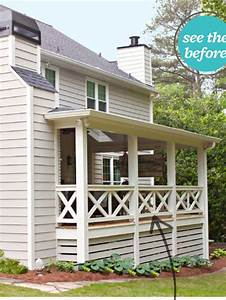 31 best images about x39s and o39s porch railings and With 4 creative porch railing ideas for your house