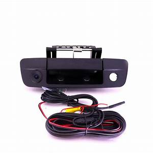 Car Tailgate Rear Handle Backup Camera For Dodge Ram 1500