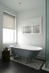 tapis de salle de bain rond obasinccom With tapis rond pour salle de bain