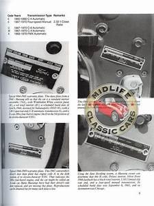 Mustang 1964 65 66 67 68 69 71 72 73 Restoration Guide