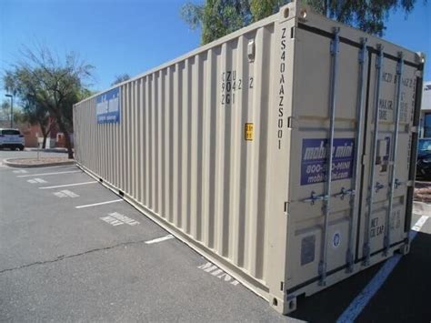 Conex Shipping Containers A Buyer's Guide