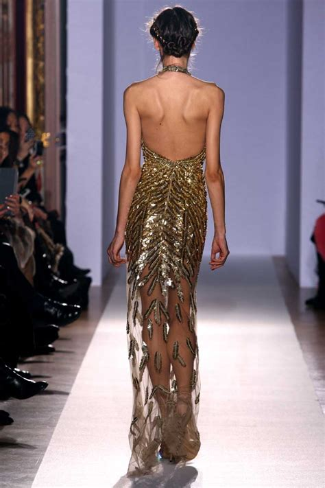 chambre syndicale zuhair murad haute couture 2013 knocking at the