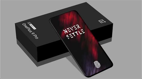 A curved screen on the front and a new camera bump on the back. OnePlus 9 Pro - 5G Speed,120Hz Rate Screen,Snapdragon 865 ...