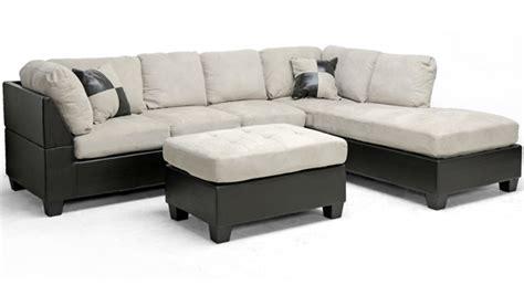 baxton studios sectional sofa sets