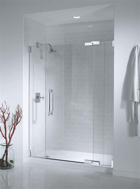 glass doors fora shower decosee