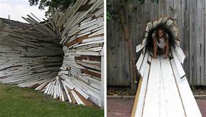 Exploding Tunnel House Art Installation Project
