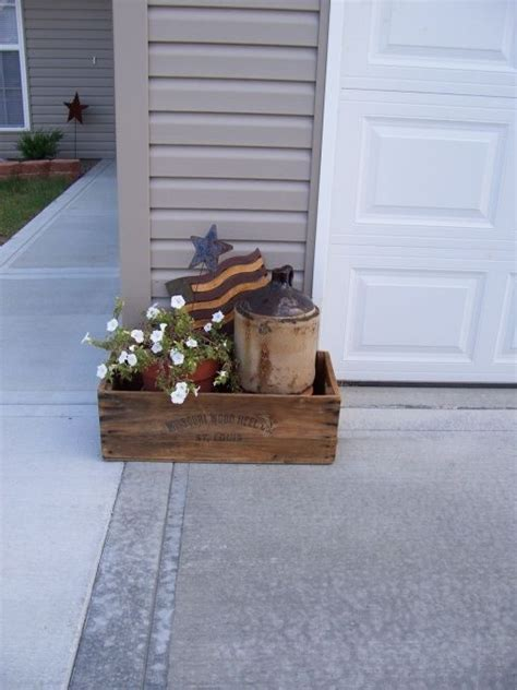 25 best ideas about primitive outdoor decorating on