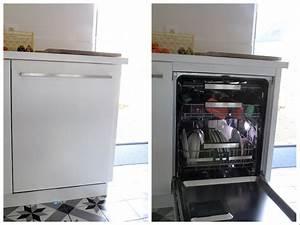 Prix D Un Lave Vaisselle : test du lave vaisselle comfortlift d 39 electrolux le blog ~ Premium-room.com Idées de Décoration