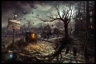 Haunted Desktop Mansion Background Wallpapertag