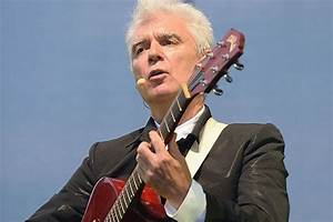 Stacked Lineup Announced for 'Music of David Byrne'