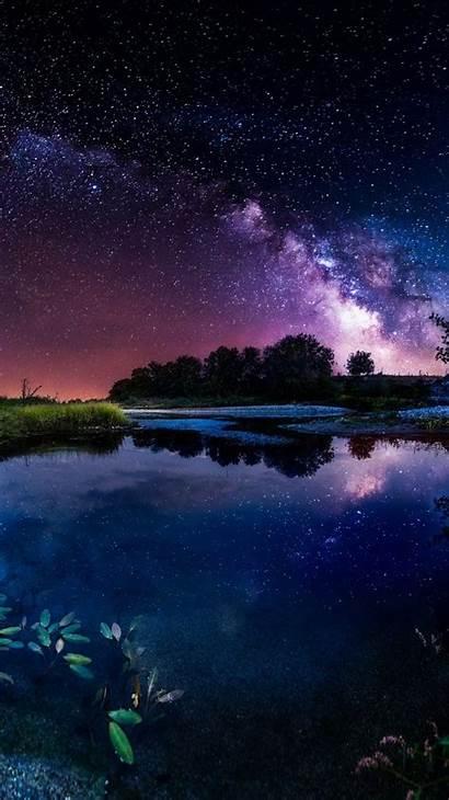 Sky Night Iphone