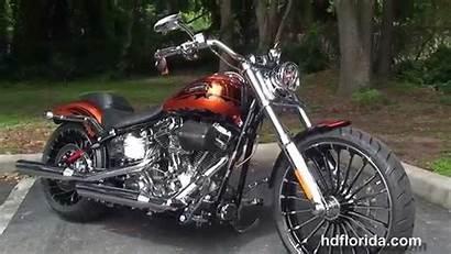 Breakout Harley Cvo Davidson Motorcycles