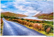 Beautiful Ireland Landscape