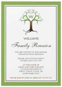 Family Reunion Invitation Wording | www.pixshark.com ...