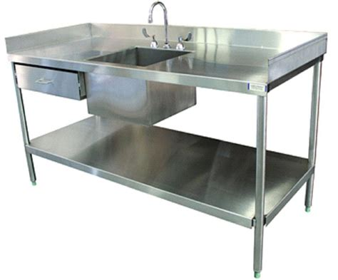 gooseneck kitchen faucet stainless steel laboratory legs sink table suppliers