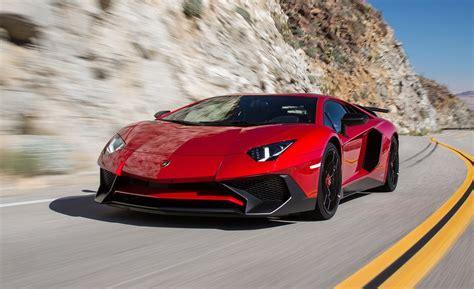 Lamborghini Car : 2016 Lamborghini Aventador Lp750-4 Superveloce Test