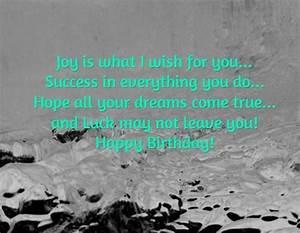 52 Happy Birthd... Beautiful Love Birthday Quotes