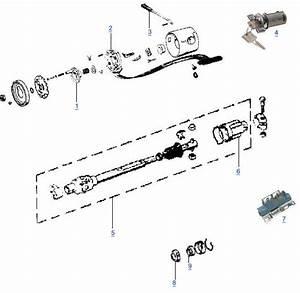 cj steering column parts 4 wheel parts With cj5 steering column wiring help jeepforumcom