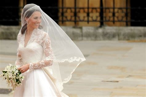 Kates Wedding Dress :  The British Royal Wedding