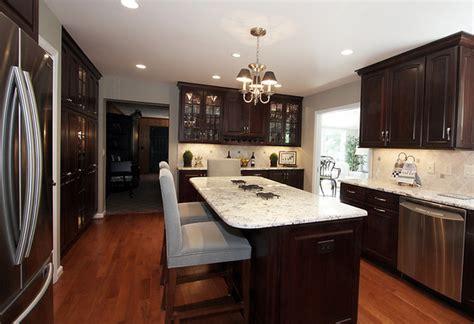 how to make oak cabinets look modern kitchen renovation ideas
