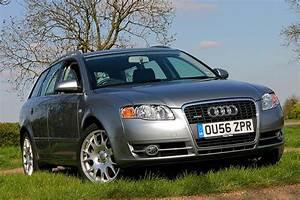 Audi A4 2006 : audi a4 avant review 2005 2008 parkers ~ Medecine-chirurgie-esthetiques.com Avis de Voitures