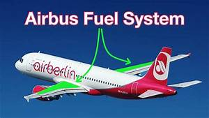How Does The Airbus Fuel System Work  Explained By Captain