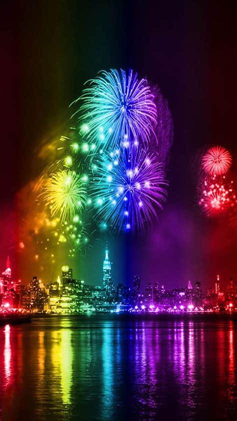 Firework Wallpaper Happy New Year 2021 2022 Mi 75 720X1280