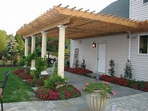 garten pergola eine idylle im freien With pergola terrassenüberdachung