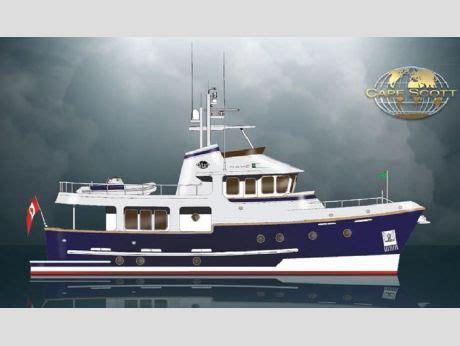 cape scott boats  sale yachtworld
