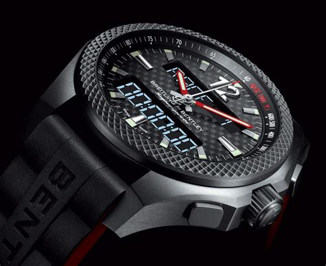 breitling bentley breitling bentley supersports b55 watch ablogtowatch