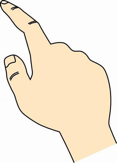 Finger Pointing Clip Clipart Clker Vector Clipartmag