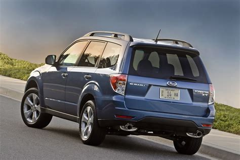 Subaru Adds More Trim Levels To 2010 Forester Line-up