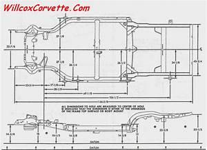 Corvette C4 Frame Dimensions