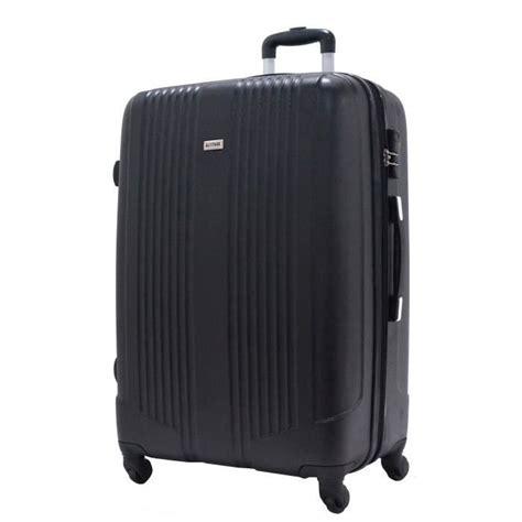 valise grande taille 75cm alistair quot airo quot abs noir