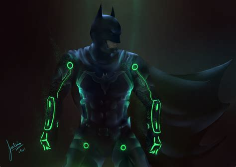 Injustice 2 Batman By Mkdragon On Deviantart