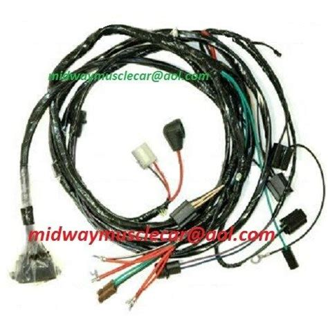 Vintage Car Wiring Harnes by Chevelle Wiring Harness For Sale Vintage Car Parts