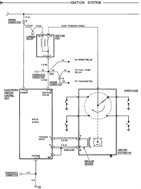 Bmw E21 Wiring Diagram by E21 Electronic Ignition 02 General Discussion Bmw