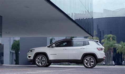 jeep compass side 2017 jeep compass officially revealed performancedrive