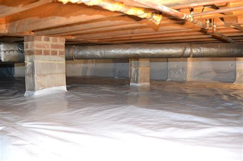 What Is A Crawl Space Vapor Barrier? Mastertech