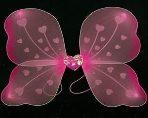 White Fairy Wings - Dancemania Dancewear