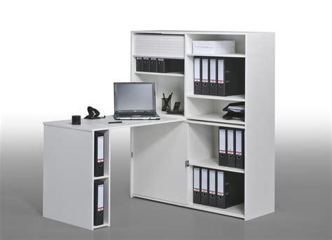 rangement du bureau bureau avec rangement integre 14 bureau informatique