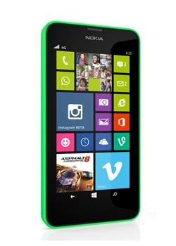 nokia lumia 635 cell phone for gaming by nokia