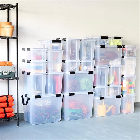 Organization Containers by 5 Tips For Organizing Your Garage Livible Service