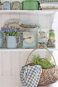 27, Best, Country, Cottage, Style, Kitchen, Decor, Ideas, And, Designs, For, 2020