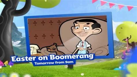 Boomerang Easter Promo (boomerang Uk And Ireland)