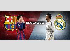 Watch El Clasico Live Streaming – Real Madrid vs Barcelona